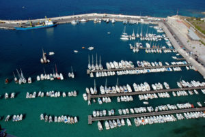 otranto-porto Barca a vela