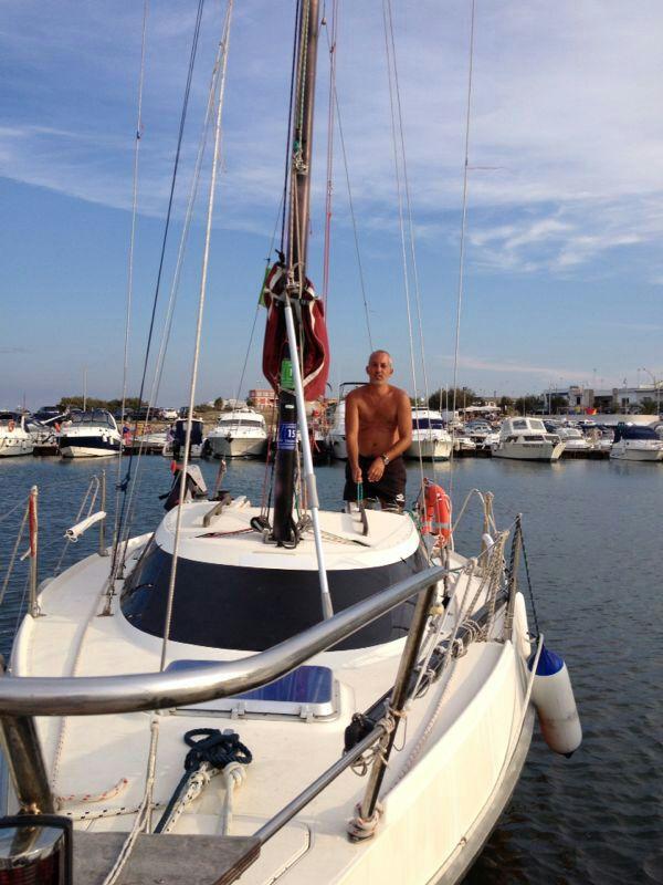 salento Barca a vela