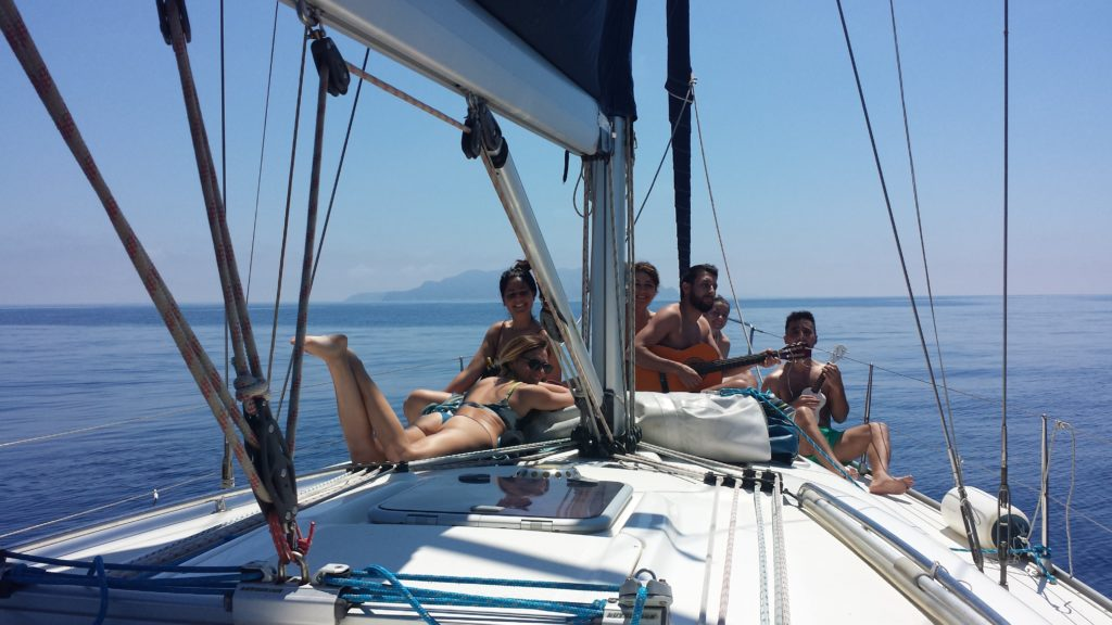 Crociera in Barca a vela