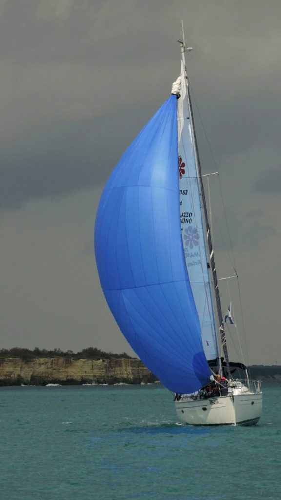 Crociera in barca a vela Grecia con ASD SALENTO VELA MAESTRA