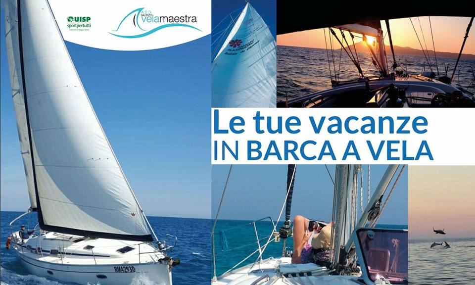 CROCIERA IN BARCA A VELA