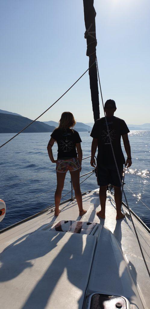 Barca a Vela Uastasi
